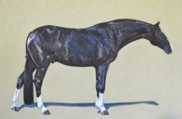 Walker, Oil Painting, 32″x22″
